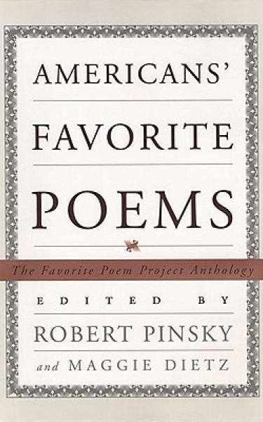 <strong>Americans' Favorite Poems,</strong> 1999