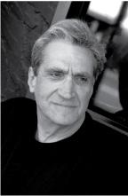 Robert Pinsky black-and-white