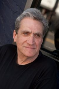 Robert PInsky outside