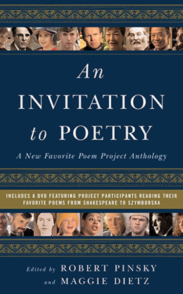 <strong>An Invitation to Poetry: A New Favorite Poem Project Anthology,</strong> 2004