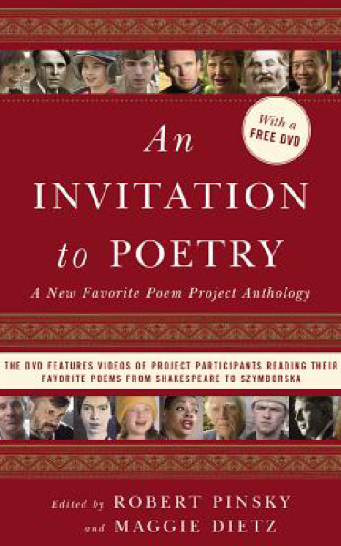 <strong>An Invitation to Poetry: A New Favorite Poem Project Anthology</strong> (with DVD), 2006